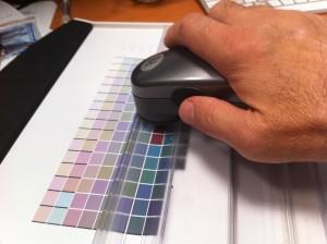 Základní kalibrace tiskárny Xerox Phaser 7760