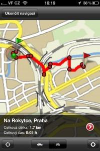 Cyklistická trasa
